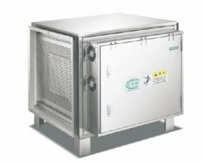 新型高空排放油烟净化器